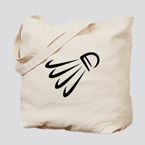 Badminton shuttlecock Tote Bag