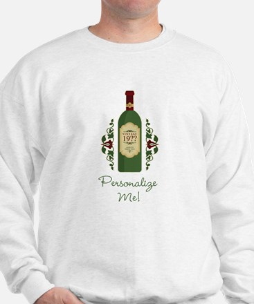 Customizable Birthday Sweatshirt