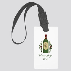 Customizable Birthday Luggage Tag