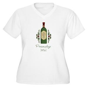 Birthday Womens Plus Size T Shirts