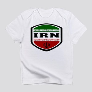 WC14 IRAN Infant T-Shirt