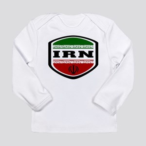 WC14 IRAN Long Sleeve T-Shirt