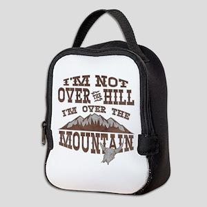 Over the Mountain Neoprene Lunch Bag