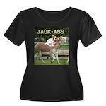 Jack Ass Plus Size T-Shirt