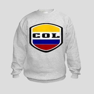 WC14 COLOMBIA Sweatshirt