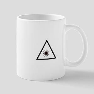 Laser! Mugs