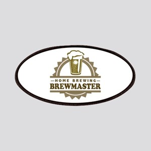 Brewmaster Home Beer Brewer Patches