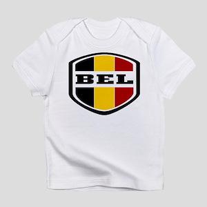 WC14 BELGIUM Infant T-Shirt