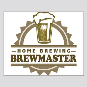 Brewmaster Home Beer Brewer Posters