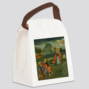 Benvenuto di Giovanni - The Agony Canvas Lunch Bag