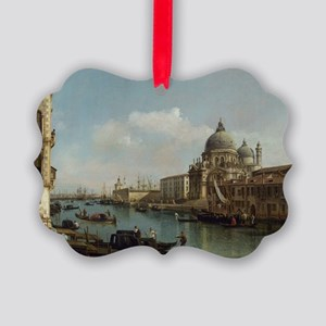 Bernardo Bellotto - View of the G Picture Ornament