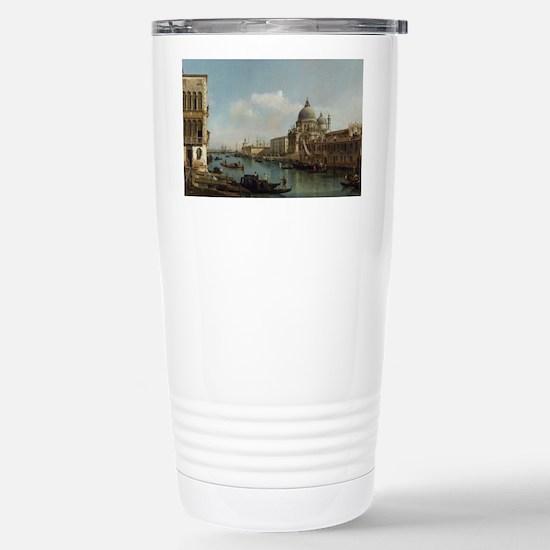 Bernardo Bellotto - Vie Stainless Steel Travel Mug