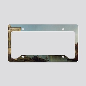 Bernardo Bellotto - View of t License Plate Holder
