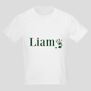 Green Liam Name T-Shirt