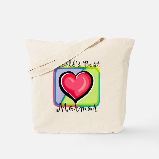 WB Grandma [Danish] Tote Bag