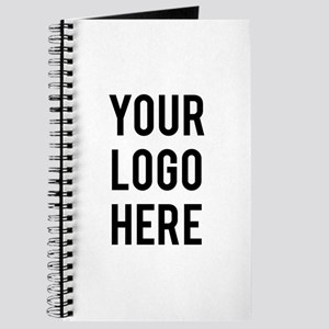 Custom Company Logo Journal