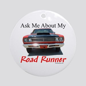 Road Runner Ornament (Round)