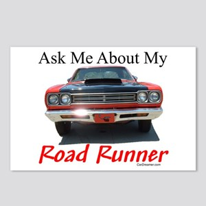 Road Runner Postcards (Package of 8)