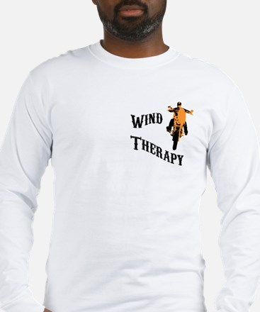 wind therapy Long Sleeve T-Shirt