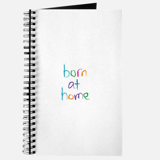 Born at Home Baby Journal