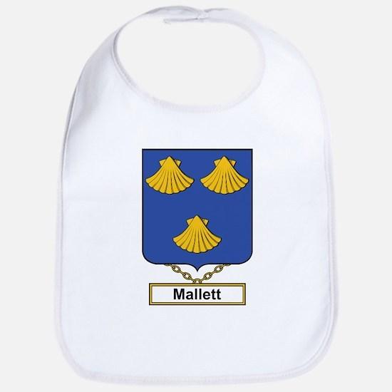 Mallett Family Crest Bib