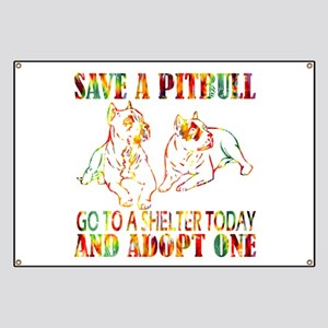 ADOPT A PIT BULL T1 Banner