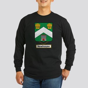 Newhouse Family Crest Long Sleeve T-Shirt