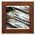 Glittering Framed Tile