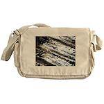 Glittering Messenger Bag