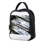 Glittering Neoprene Lunch Bag