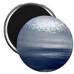 Dawn at sea Magnets