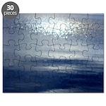 Dawn at sea Puzzle