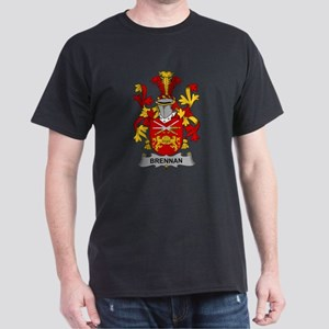 Brennan Family Crest T-Shirt