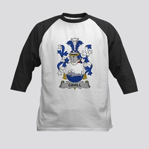 Cahill Family Crest Baseball Jersey