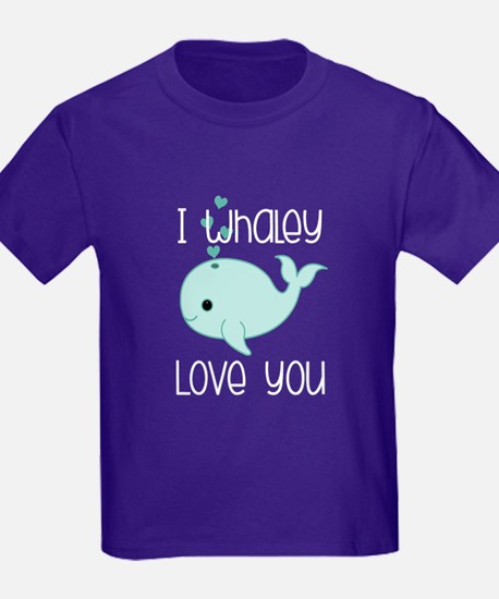 Whaley Love You T