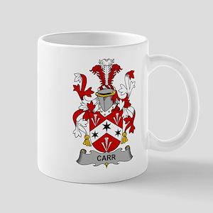 Carr Family Crest Mugs