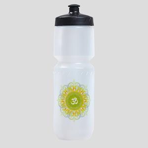 Om Mandala Sports Bottle