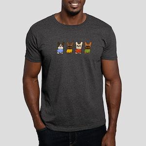 Dressed Lineup Dark T-Shirt
