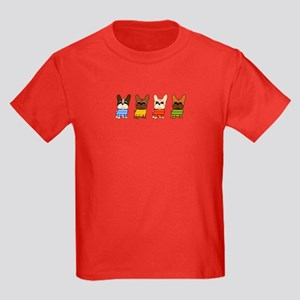 Dressed Lineup Kids Dark T-Shirt