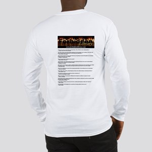 Forbidden Library Long Sleeve T-Shirt