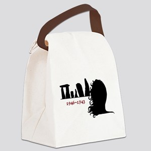 Standing Stones Canvas Lunch Bag