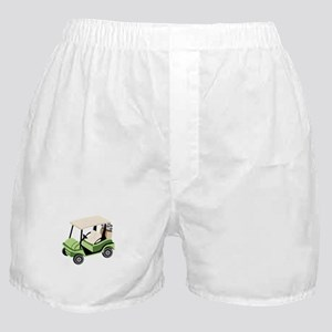 Golf Cart Boxer Shorts