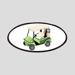 Golf Cart Patches