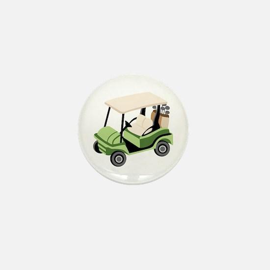 Golf Cart Mini Button