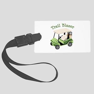 Trail Blazer Luggage Tag