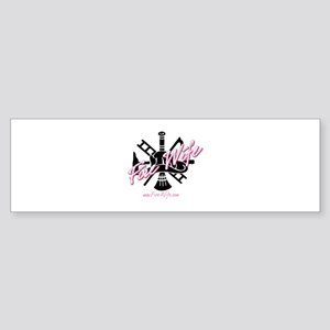 firewife500px Bumper Sticker