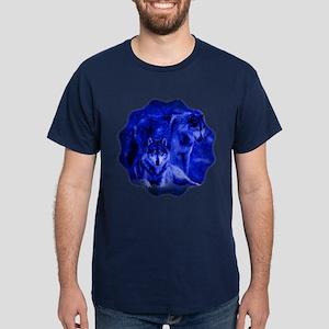 Winter Wolves Dark T-Shirt