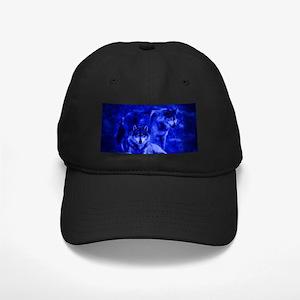Winter Wolves Black Cap