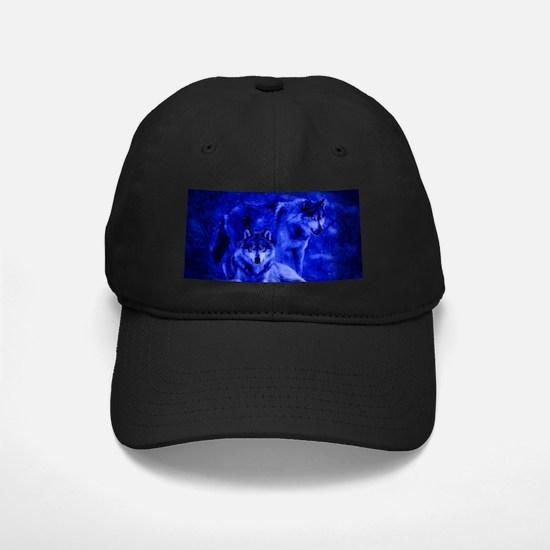 Winter Wolves Baseball Hat