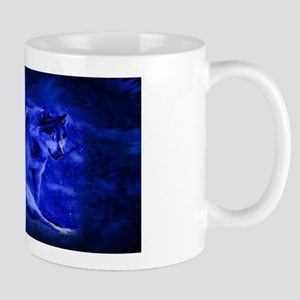 Winter Wolves Mug